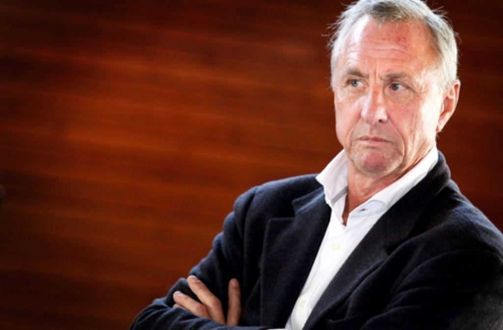 Die niederländische Zeitung de Volkskrant hat Fußball-Legende Johan Cruyff versehentlich für tot erklärt. Foto: ANP