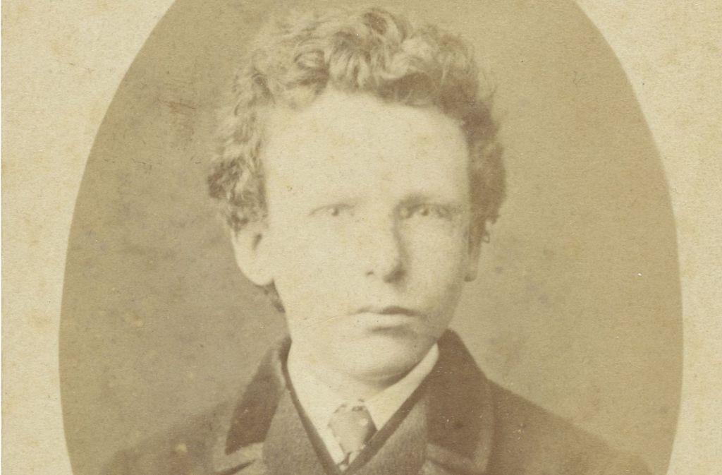 Bei dem Wuschelkopf handelt es sich nicht um Vincent van Gogh, sondern um seinen kleinen Bruder Theo. Foto: Van Gogh Museum Amsterdam