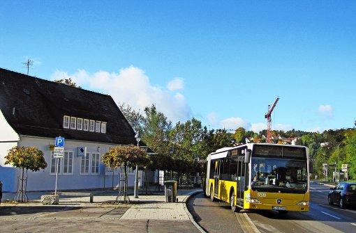 Der Bürgerbus steht am Start