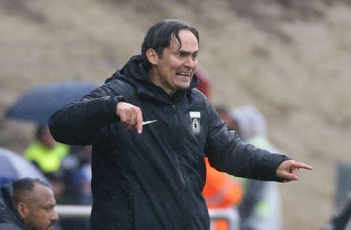 Zwei Spiele vor Schluss: Schnorrenberg  muss gehen