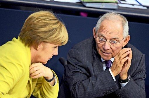 CDU setzt Nadelstiche gegen SPD