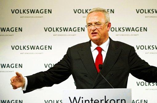 VW will mit neuen Managern zur Weltspitze