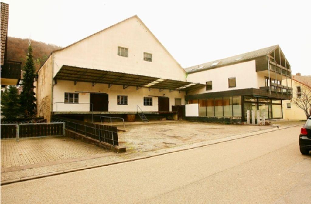 Auf dem Gelände Gartenstraße 12 soll bald ein Wohnheim stehen. Foto: A. Gorr