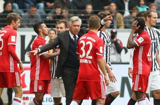 Bayern zum dritten Mal nacheinander sieglos