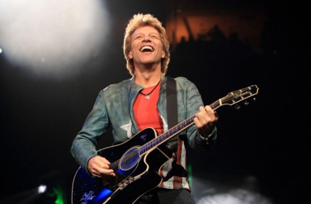 Jon Bon Jovi veröffentlicht mit seiner Band am 21. August das 13. Album. Foto: Invision
