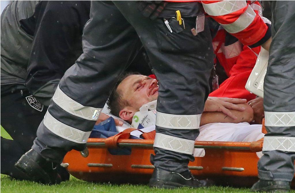 Gentner Verletzt
