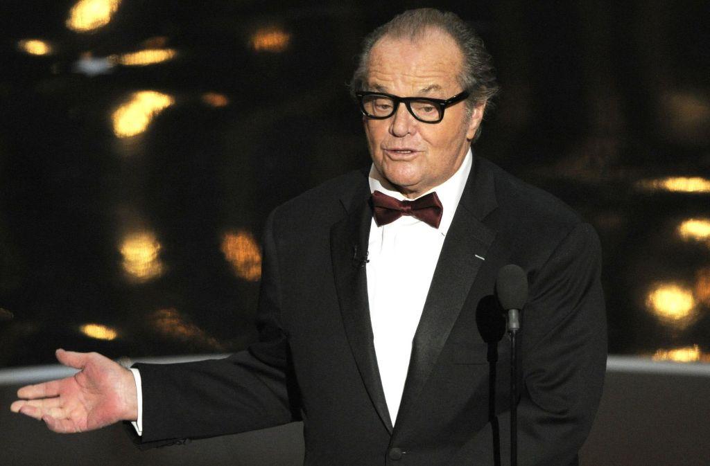 """Wird Jack Nicholson in einem """"Toni Erdmann""""-Remake sein Comeback geben? Foto: AP"""