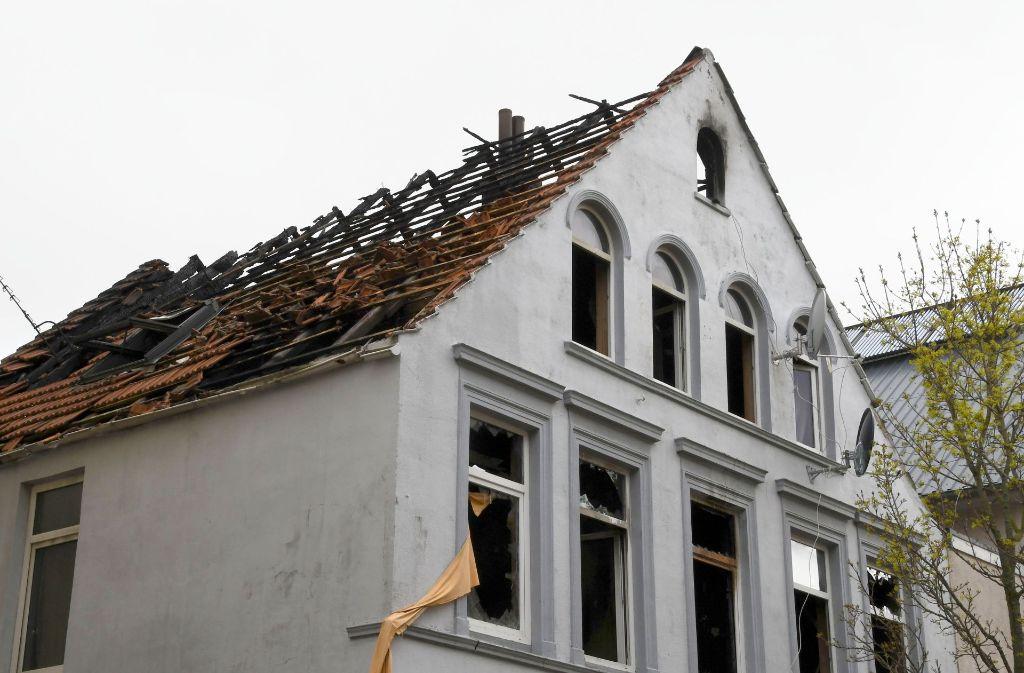Bei einem Brand in Bremerhaven sind 13 Menschen verletzt worden. Foto: dpa