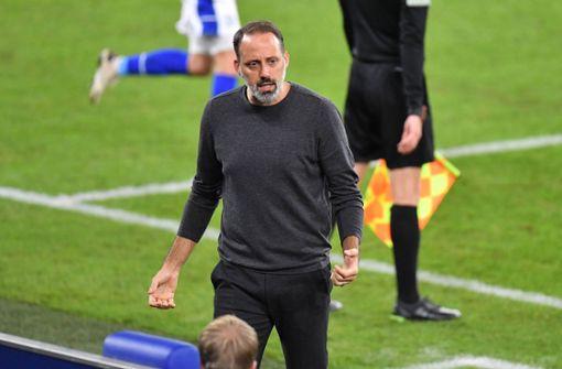 VfB-Trainer Pellegrino Matarazzo gewinnt an Kontur