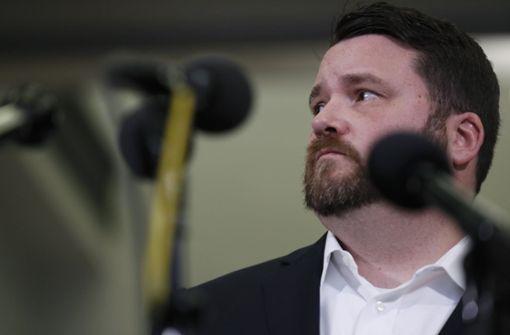 Chef der Demokraten in Iowa tritt zurück