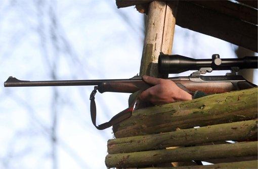 Baden-Württembergs Jägern schmeckt die Jagdreform gar nicht. Foto: dpa