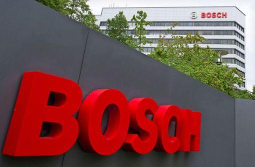 Bosch plant 6000 Impfungen täglich