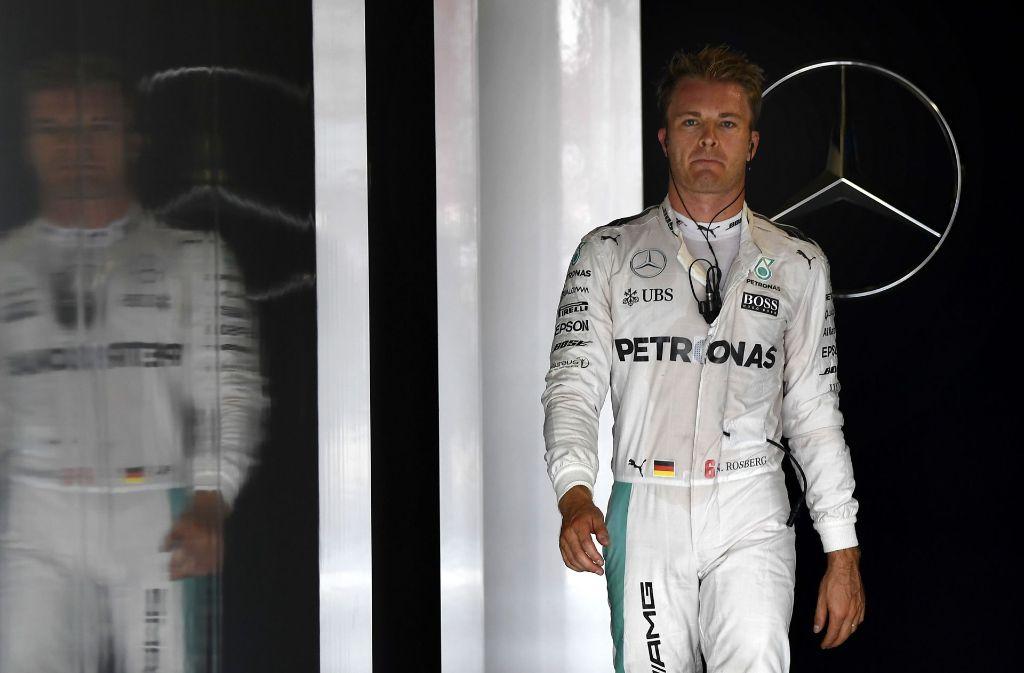 Nico Rosberg ist auf dem Höhepunkt seiner Karriere zurückgetreten. Foto: AFP