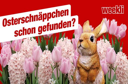 Ostern - das Fest im Frühling für Groß und Klein