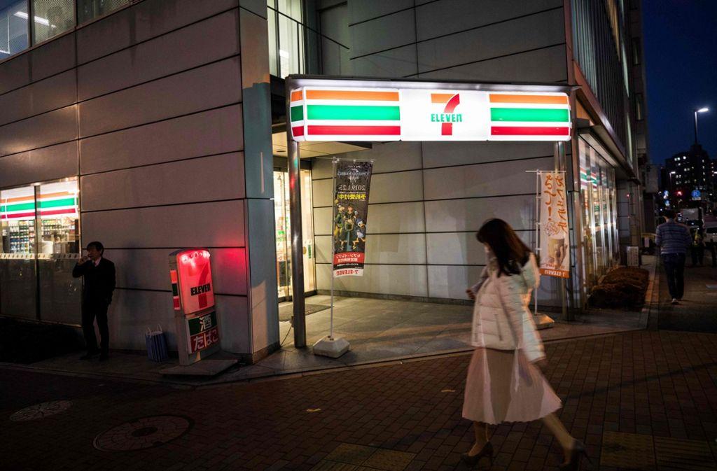 Die kleinen Einkaufsläden in Japan werden keine Pornos mehr verkaufen. Foto: AFP