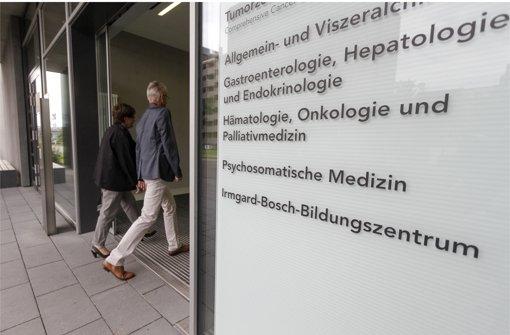 Am Robert-Bosch-Krankenhaus werden neue Wege beschritten. Foto: factum/Granville