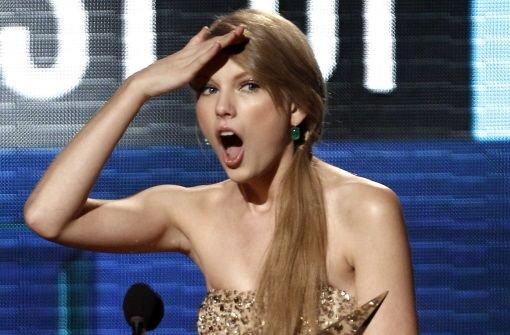 Taylor Swift stiehlt Adele die Show