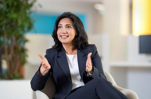 Erste Frau in der Geschäftsführung von Bosch