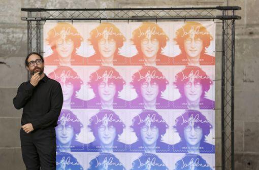 Rammstein-Sänger wirft Sean Lennon aus Backstage-Bereich