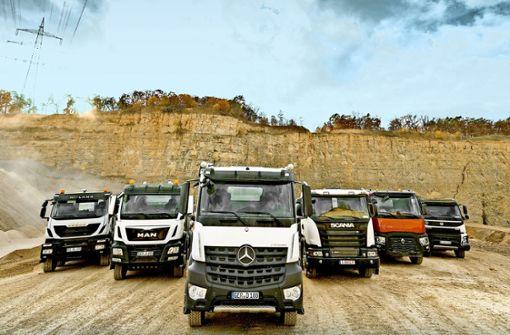 Millionenklagen gegen Lkw-Hersteller