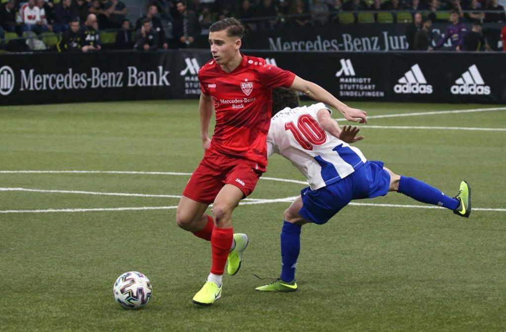 Wir zeigen den Livestream zum Juniorcup im Sindelfinger Glaspalast. Foto: Pressefoto Baumann/Alexander Keppler