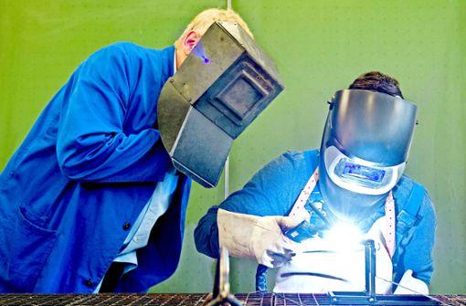 IG Metall: Ausbildung darf nicht auf Eis gelegt werden