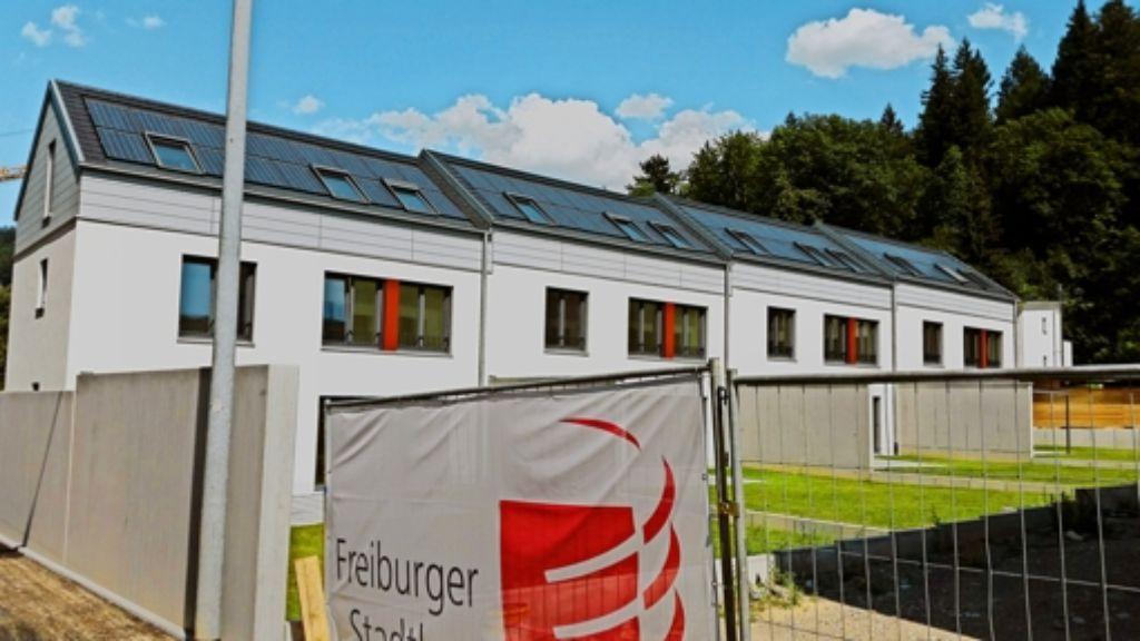 175 Quadratmeter Wohnfläche für 800000 Euro – ein stolzer Preis. Foto: Siebold
