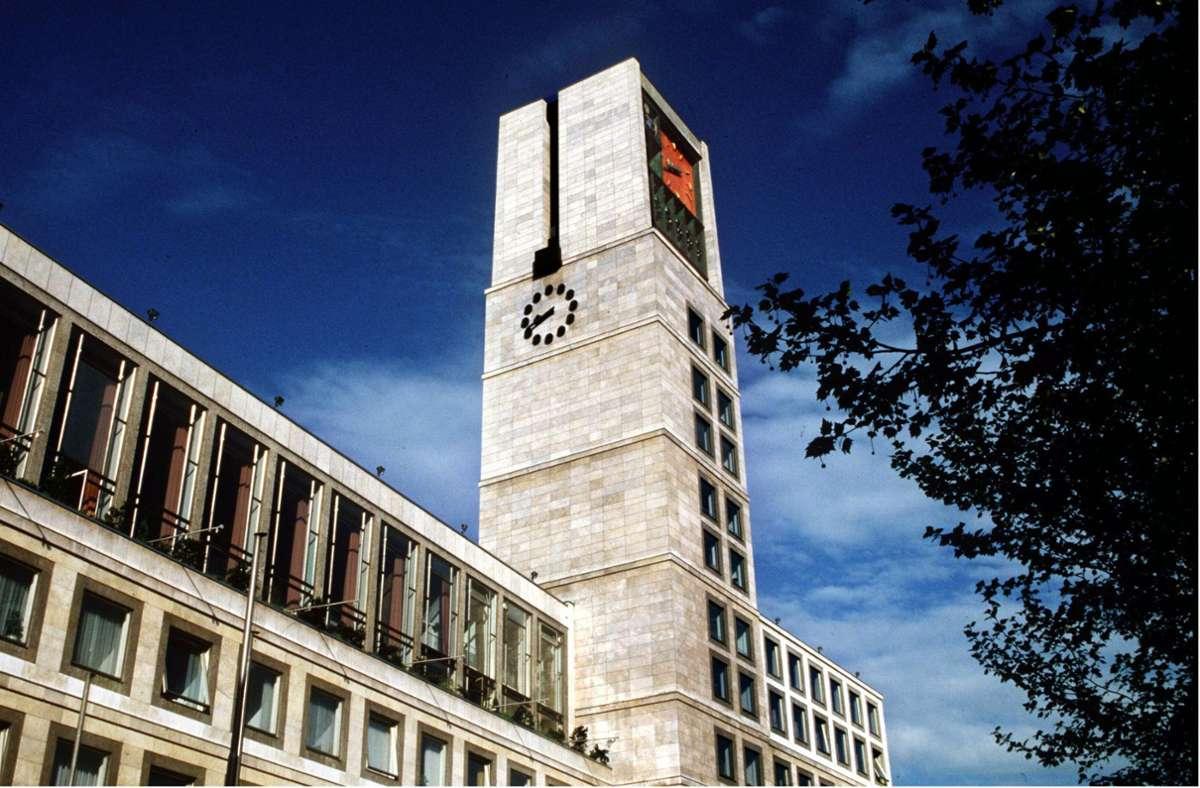 Das Stuttgarter Rathaus: Wer wird hier die Amtsgeschäfte von Fritz Kuhn übernehmen? Foto: Horst Rudel
