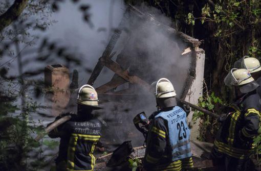 Rettungsdienst muss Einsatzkräfte behandeln