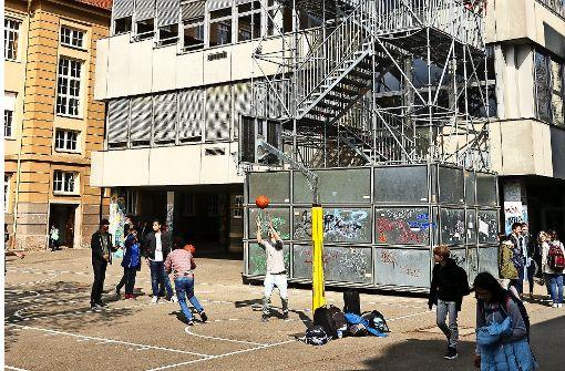 Betonbau am Campus wird  2019 abgerissen