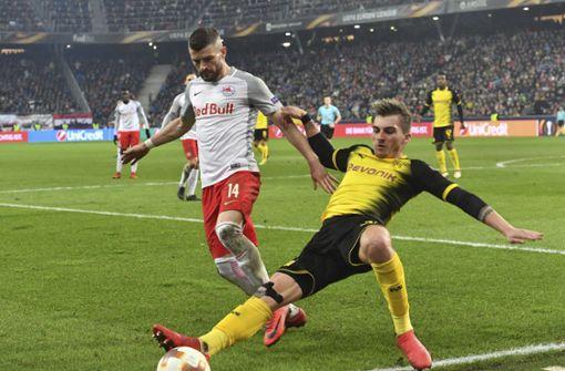 Leipzig im Viertelfinale, schwacher BVB scheidet aus
