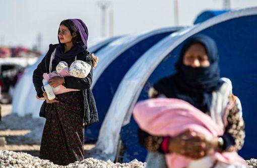 Frieden ist nachhaltiger, wenn Frauen mitverhandeln