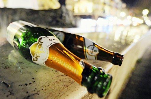 Ein Zaun gegen Trinkgelage
