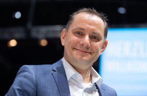 Tino Chrupalla wird Gaulands Nachfolger