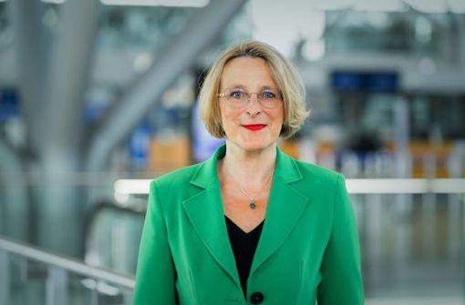 Stuttgarter Flughafenchefin zieht es in die Strombranche