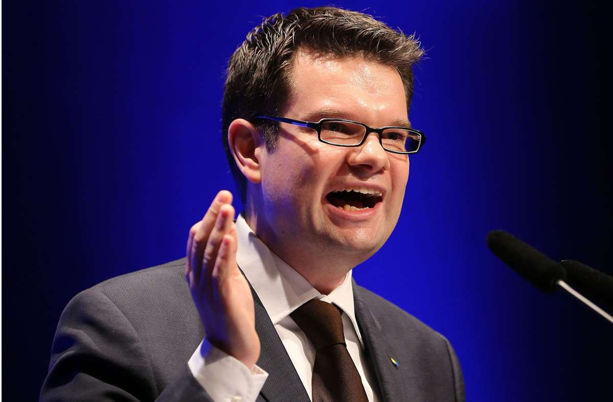 FDP-Politiker Marco Buschmann hat sich einen Shitstorm im Netz zugezogen. Foto: picture alliance / dpa/Oliver Berg