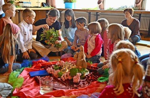 Kirche   will   Kindern mehr bieten
