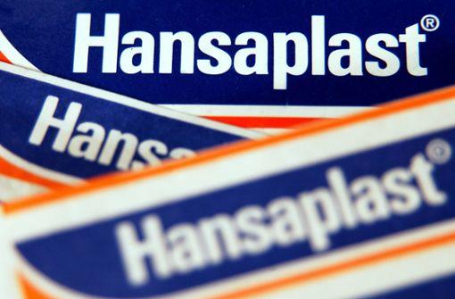 Hansaplast ruft Pflaster zurück