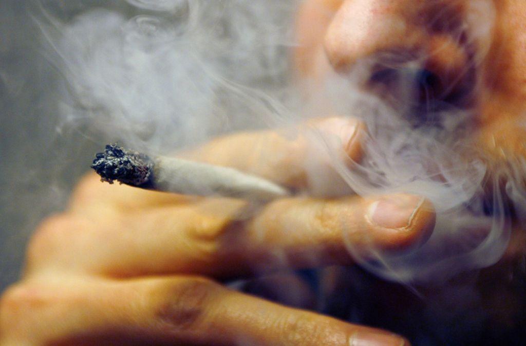 Ein Marihuana-Dealer aus Vaihingen an der Enz ist jetzt geschnappt wordne. Foto: dpa