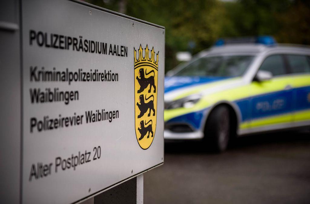 Das Polizeipräsidium Aalen kümmert sich um die Lankreise Rems-Murr, Ostalb und Schwäbisch-Hall. Foto: Phillip Weingand / STZN