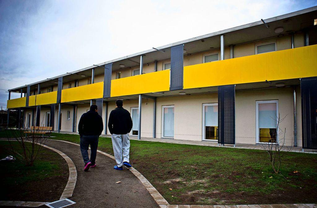 Die Wohnfläche pro Person in Flüchtlingsheimen wird   erhöht. Foto: Lichtgut/Max Kovalenko