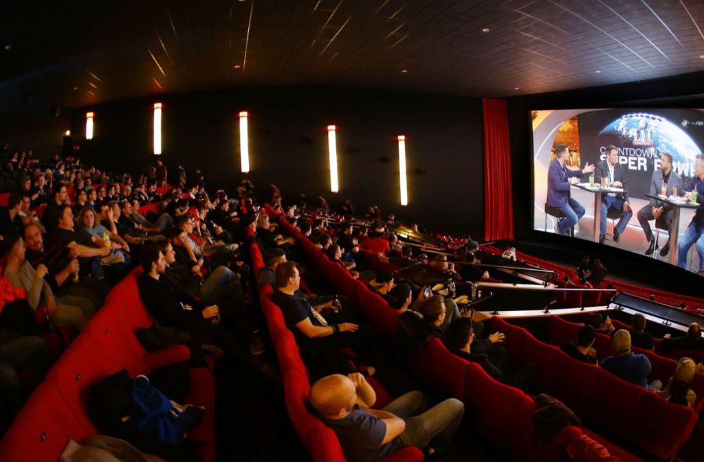 Ein voller Kinosaal im UFA-Palast – Bilder wie diese wird es nicht mehr geben, das Kino gibt auf. (Archivbild) Foto: Pressefoto Baumann/Hansjürgen Britsch
