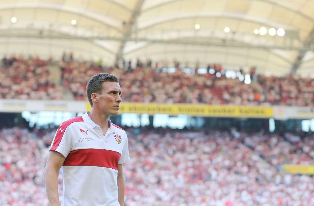 VfB-Coach Hannes Wolf ist ganz klar für die Ausgliederung der Profiabteilung. (Archivbild) Foto: Pressefoto Baumann