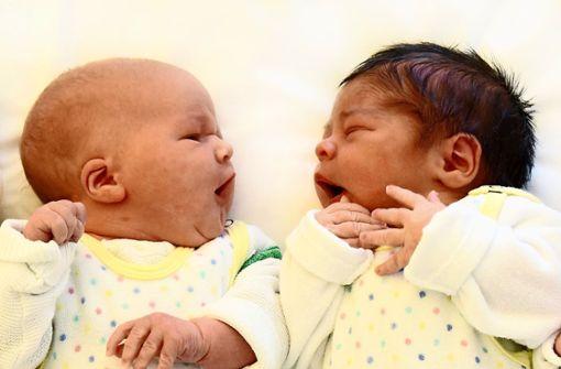 Eine schwere Geburt