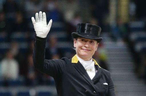 Isabell Werth gewinnt zum achten Mal in Stuttgart