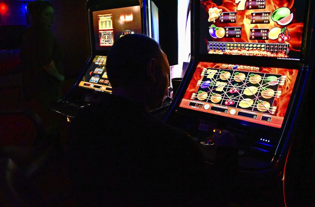 Die Spielhallenbetreiber Foto: dpa