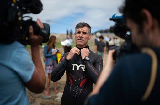 Franzose will als erster Mensch den Pazifik durschwimmen