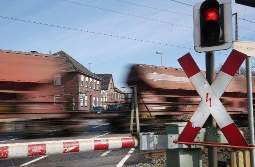 Bekiffter Lokführer verursacht Unfall