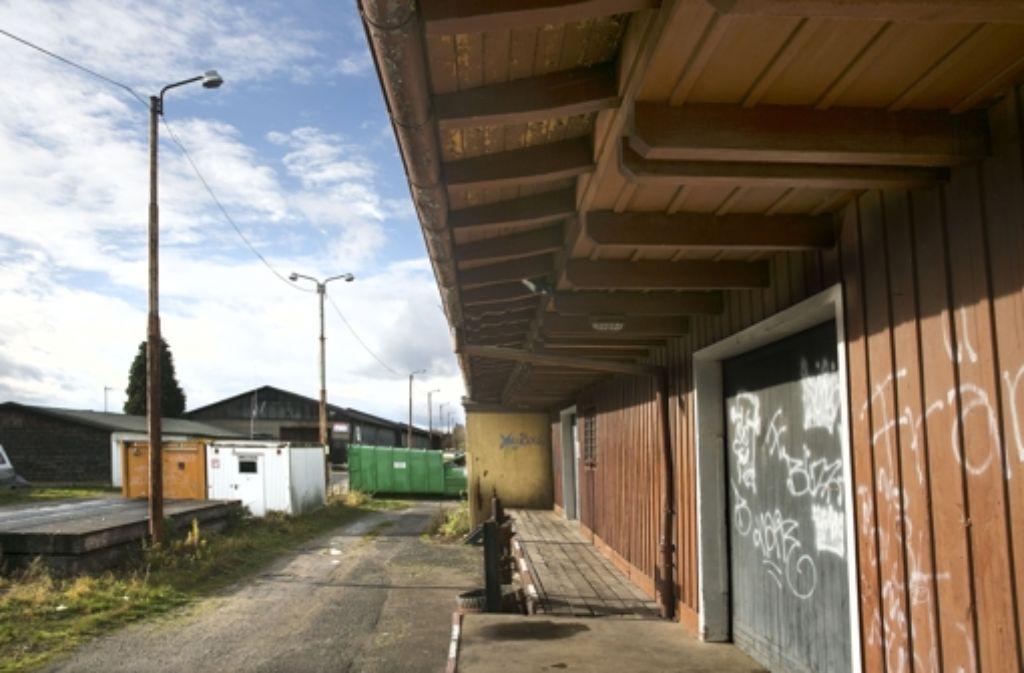 Auf dem Gelände der ehemaligen Filderbahn in Neuhausen soll einmal die S-Bahnstation liegen. Bahnen halten dort aber nicht vor Ende des Jahres 2021. Foto: Horst Rudel