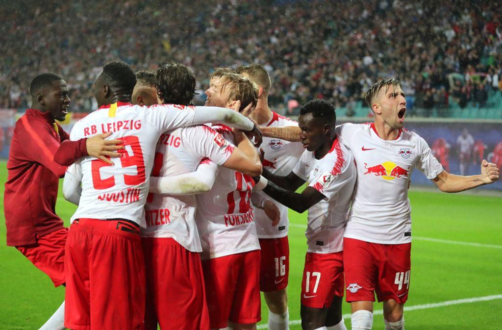 Europa League Leipzig